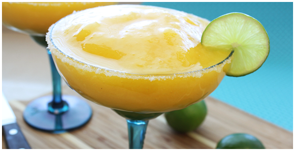 Trader Joe's Mango Limeadita