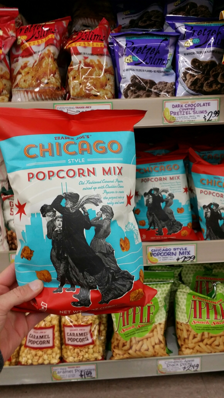 Trader Joe's Chicago Style Popcorn