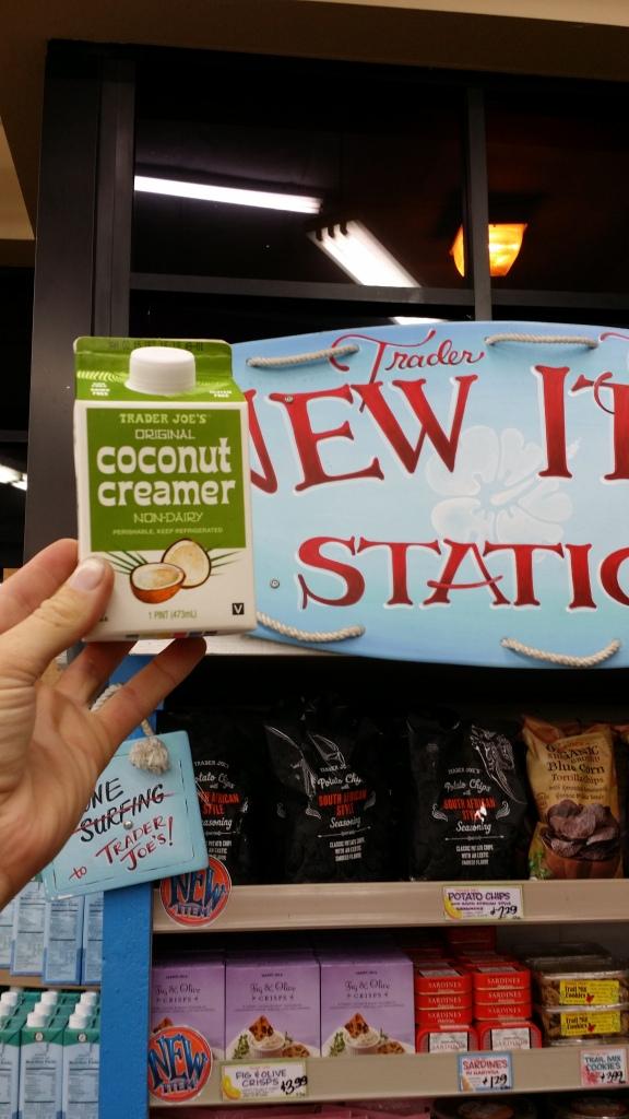 Trader Joe's Coconut Creamer