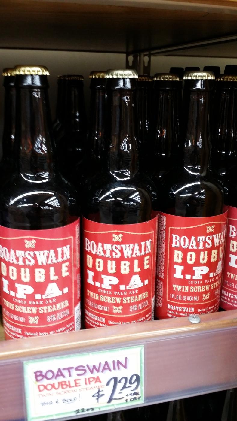 Boatswain Double IPA