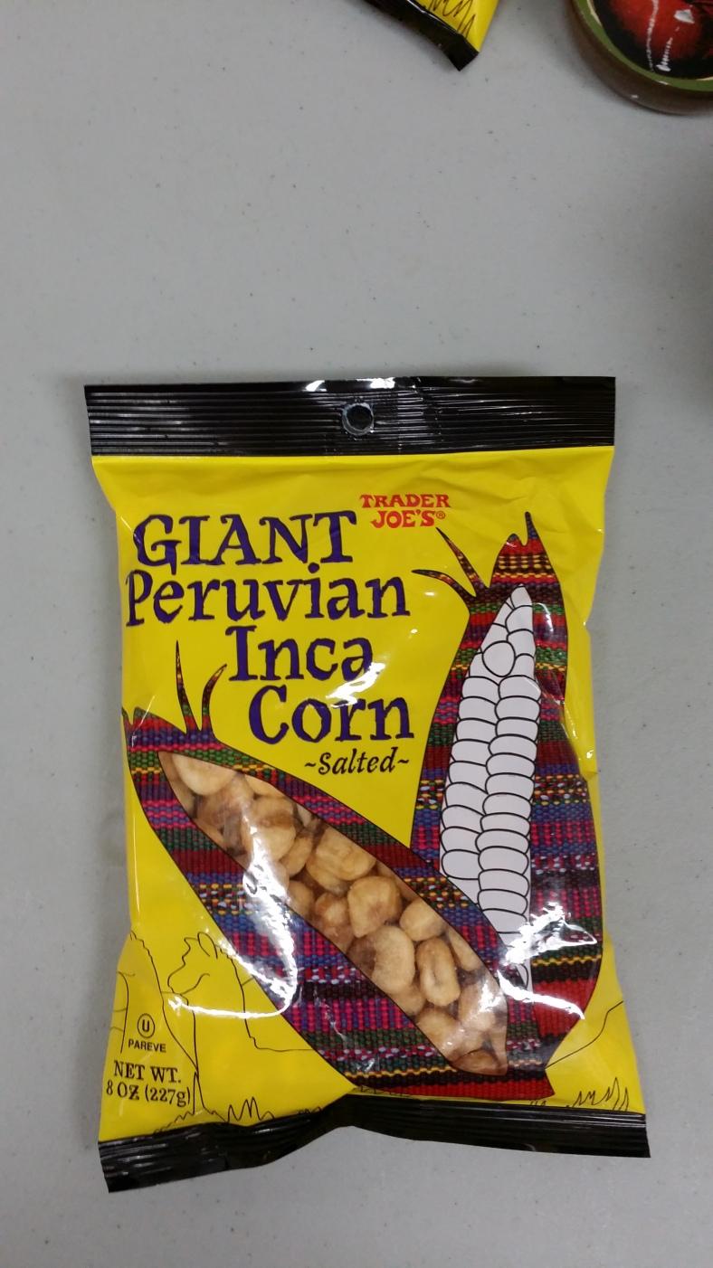 Giant Peruvian Inca Corn