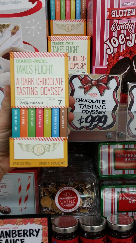 Trader Joe's Passport Chocolates