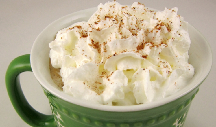 Creamy Coconut Cocoa