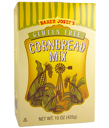 Trader Joe's Gluten Free Cornbread Mix