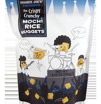 Crispy Crunchy Mochi Rice Nuggets