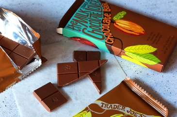 Trader Joe's Milk Chocolate Lover's Chocolate Bar